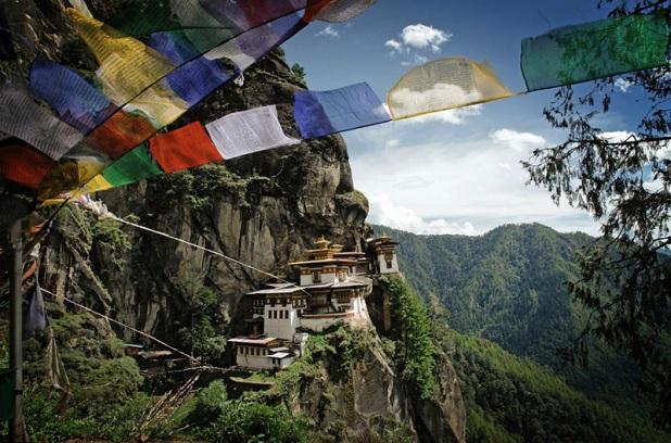 Tiger's-Nest-temple-Bhutan